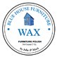 Blue House : Wax Label