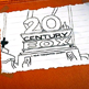20th Century Fox Drawing