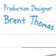 Production Designer Card
